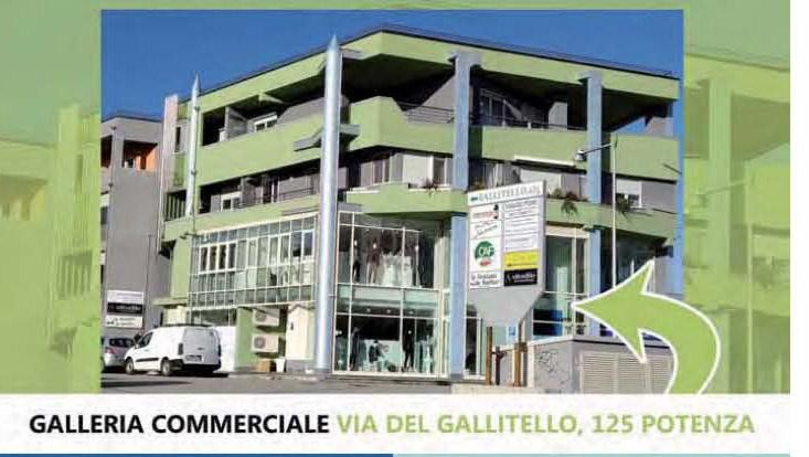 Galleria Commerciale Gallitello