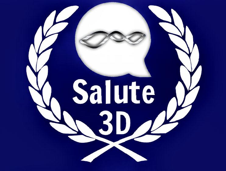 Salute 3D