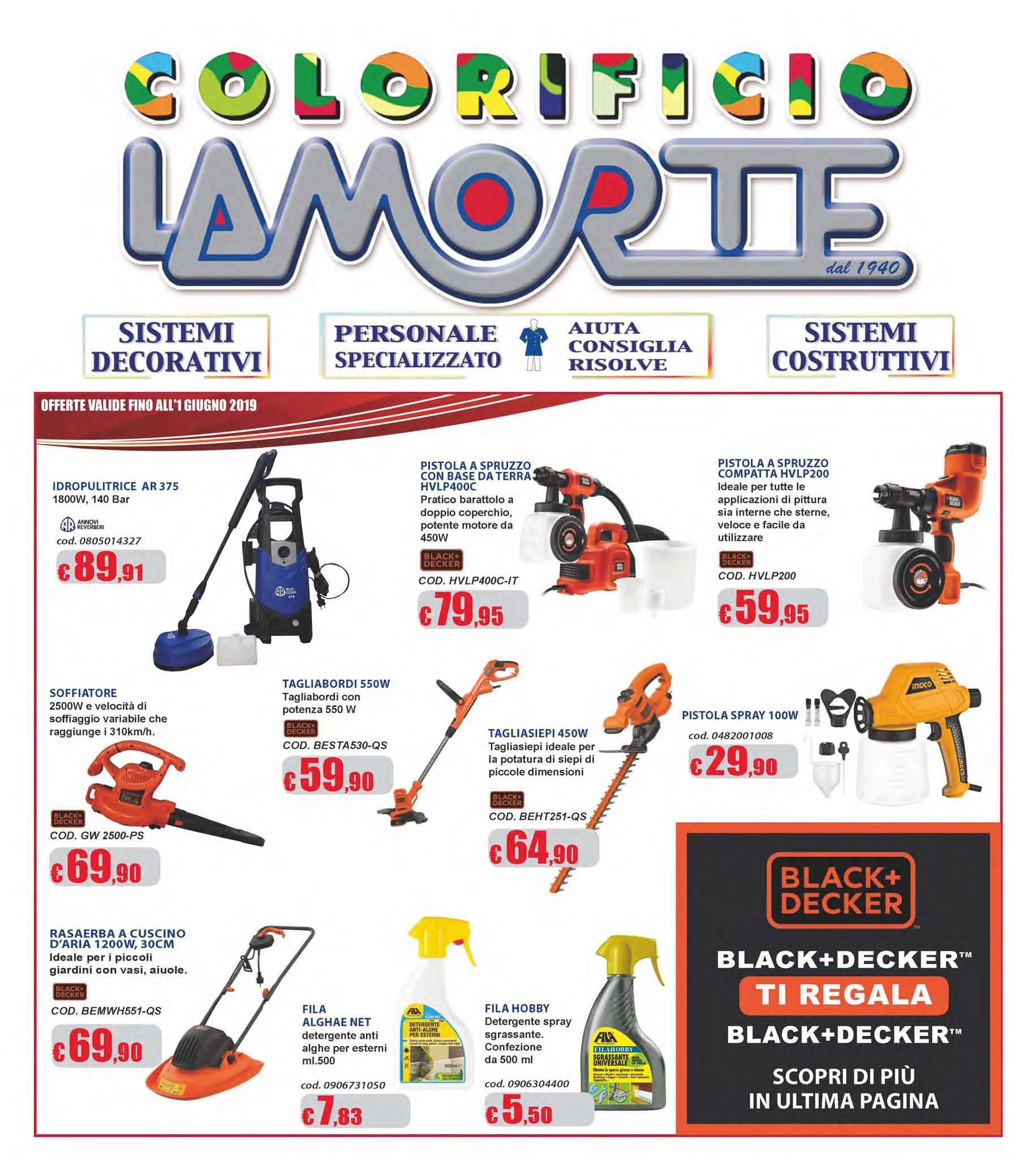 Colorificio Lamorte
