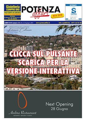 Potenza Affari Digital Edition